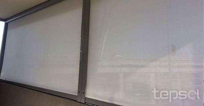 Estores e Cortinas - Zip Screen e Blackout Interior